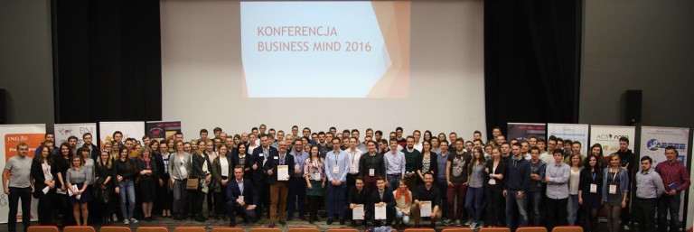 Konferencja Business Mind