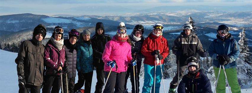 Integracja na nartach