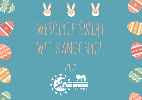 Happy Easter AEGEE-Gliwice
